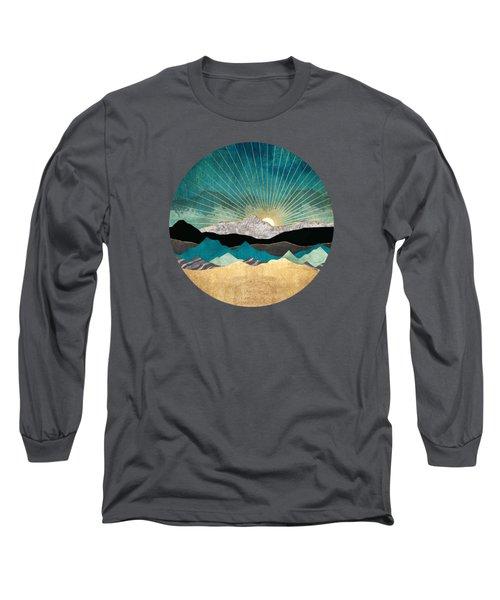 Peacock Vista Long Sleeve T-Shirt