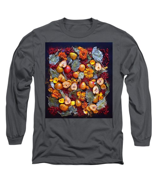 Pear Livable Tapestry Long Sleeve T-Shirt