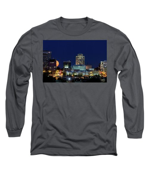 Peek-a-boo Long Sleeve T-Shirt