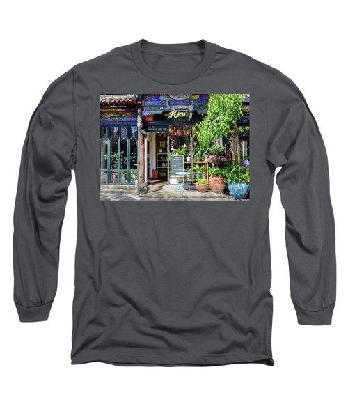 Peking Cafe Long Sleeve T-Shirt
