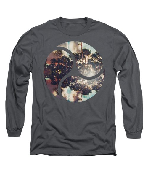 Perfect Symmetry Long Sleeve T-Shirt
