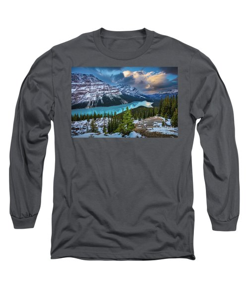 Peyto Lake Long Sleeve T-Shirt