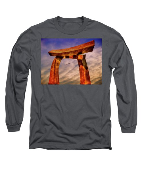 Pi In The Sky Long Sleeve T-Shirt