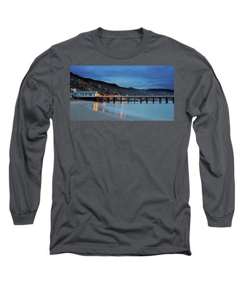 Pier House Malibu Long Sleeve T-Shirt