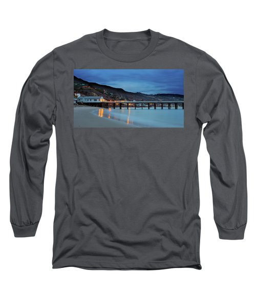 Pier House Malibu Long Sleeve T-Shirt