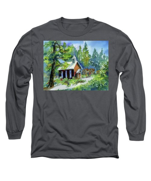 Pioneer Union Church Long Sleeve T-Shirt