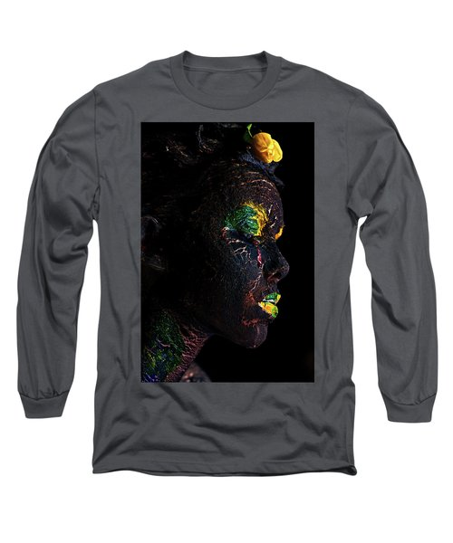 Planet Life Long Sleeve T-Shirt