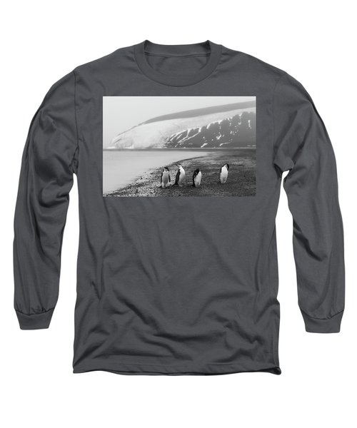 Police Lineup Long Sleeve T-Shirt