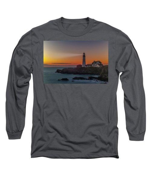 Portland Headlight Long Sleeve T-Shirt