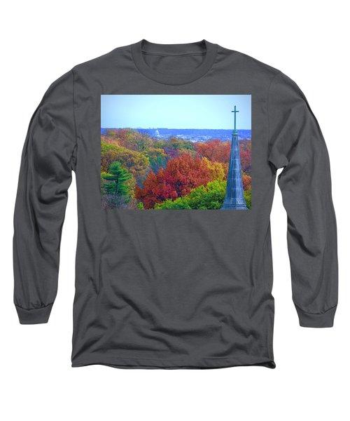 Power And Glory Long Sleeve T-Shirt