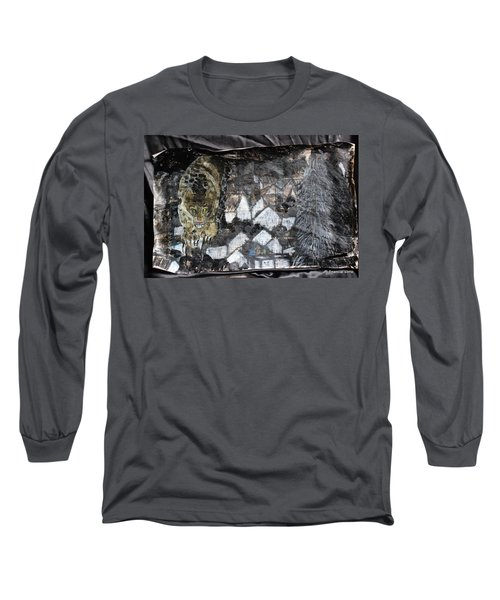 Power Strolled Onto The World Long Sleeve T-Shirt