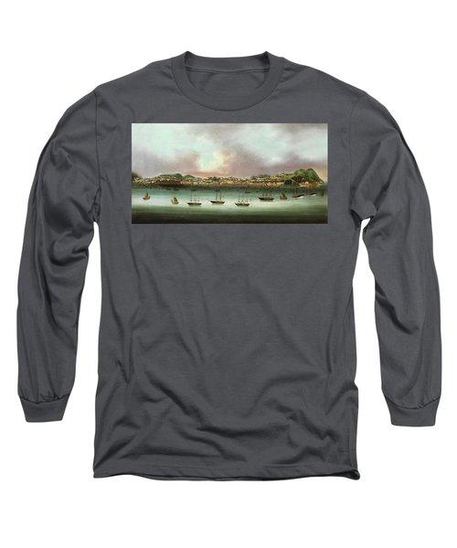 Praia Grande - Macau Long Sleeve T-Shirt
