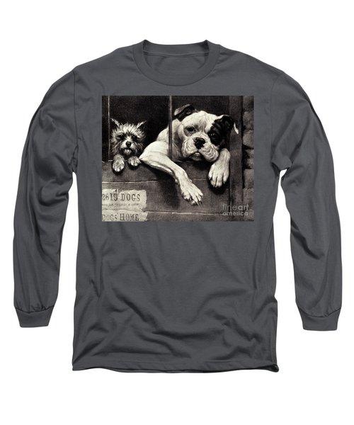 Prisoners At The Bar Long Sleeve T-Shirt