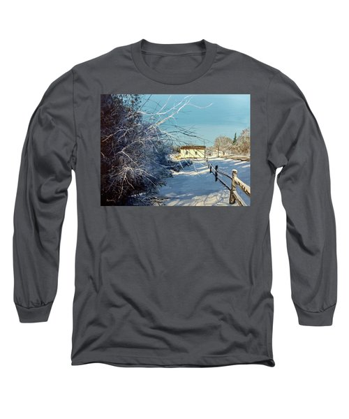 Promise Of Tomorrow Long Sleeve T-Shirt
