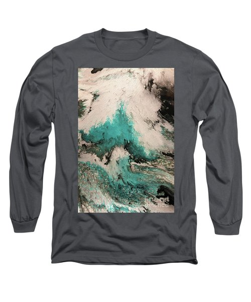 Psalm 59 16. I Will Sing Of Your Power Long Sleeve T-Shirt