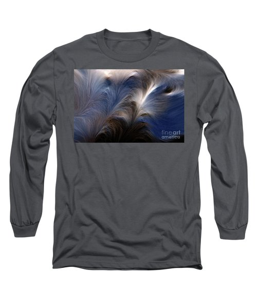 Psalms 27 14. Wait On The Lord Long Sleeve T-Shirt