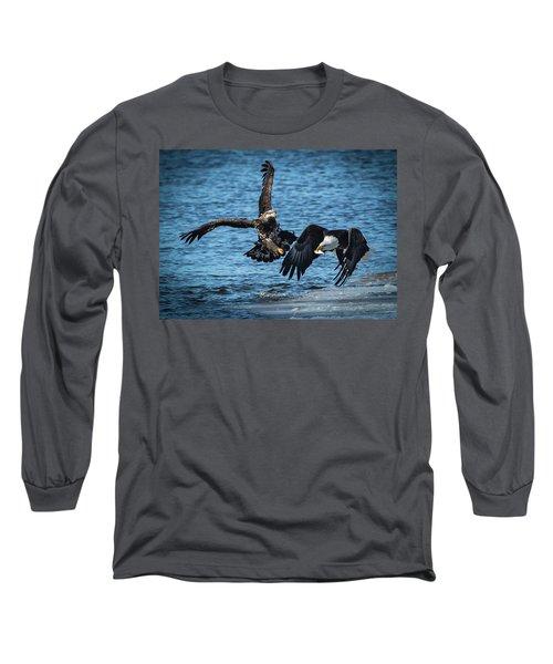 Push Off Long Sleeve T-Shirt