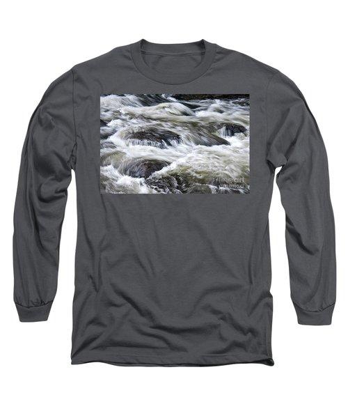 Rapids At Satans Kingdom Long Sleeve T-Shirt