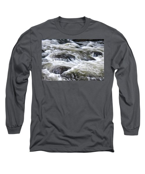 Rapids At Satans Kingdom Long Sleeve T-Shirt