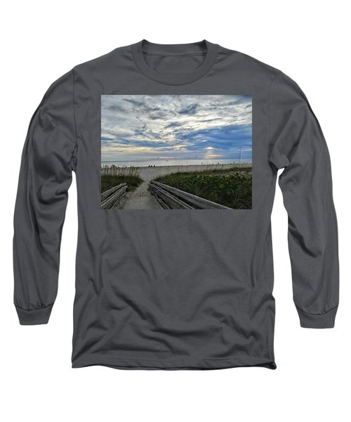 Ready For Sunset Long Sleeve T-Shirt