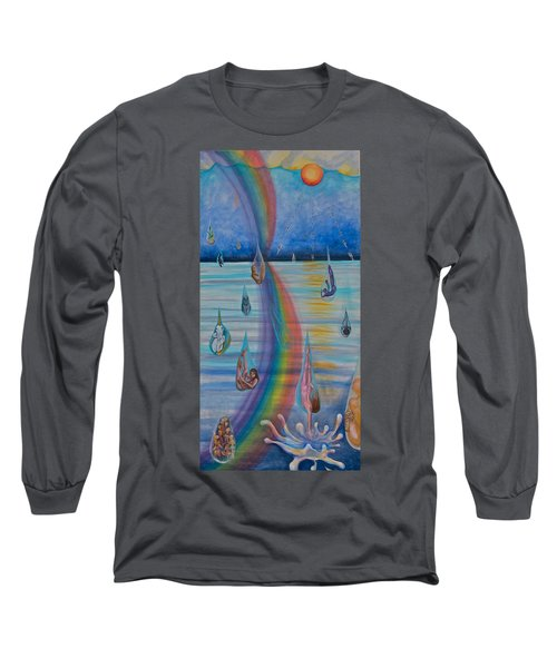 Recycled Energy Long Sleeve T-Shirt