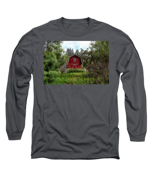Red House Over Yonder Long Sleeve T-Shirt