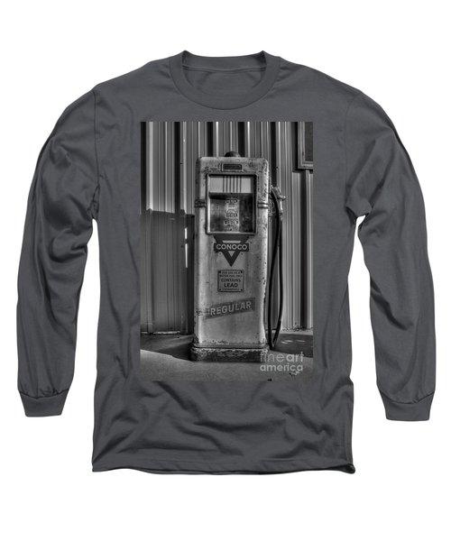 Regular Please - Bw Long Sleeve T-Shirt