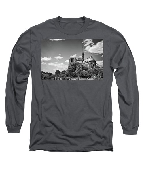 Remembering Notre Dame Long Sleeve T-Shirt