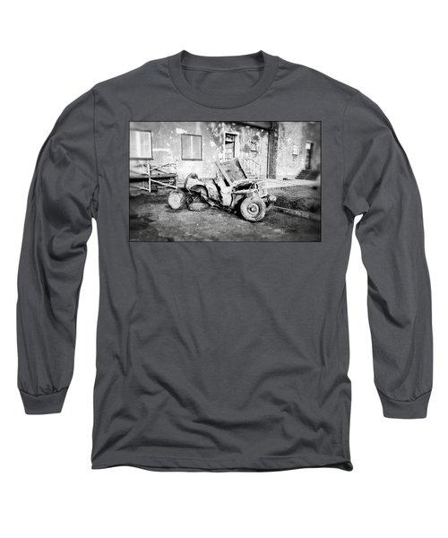Remnants Of War Long Sleeve T-Shirt