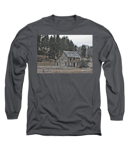 Rest Stop Long Sleeve T-Shirt