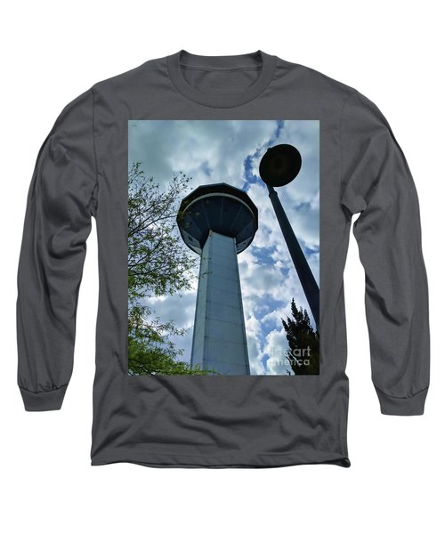 Restaurant In The Clouds Long Sleeve T-Shirt