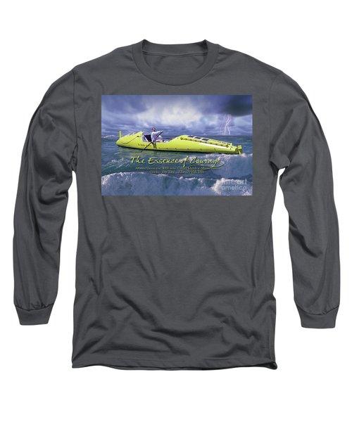 Richard Jones Row 2 Long Sleeve T-Shirt