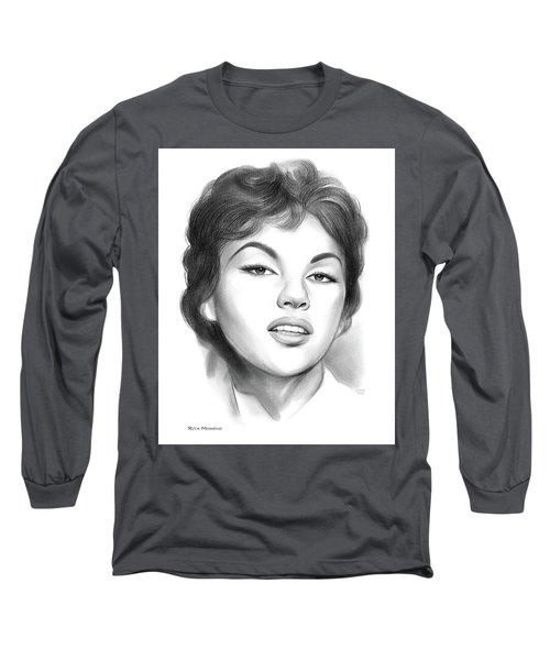 Rita Moreno Long Sleeve T-Shirt