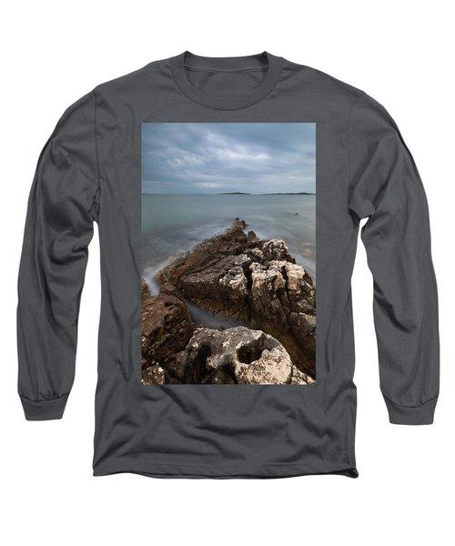 Rocky Triangle Long Sleeve T-Shirt