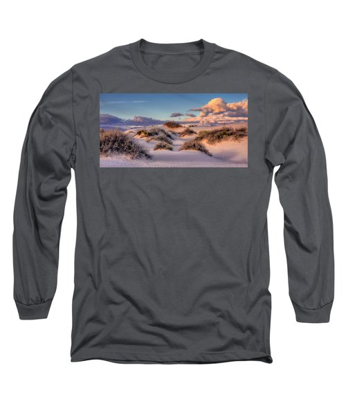 Rolling White Sands  Long Sleeve T-Shirt