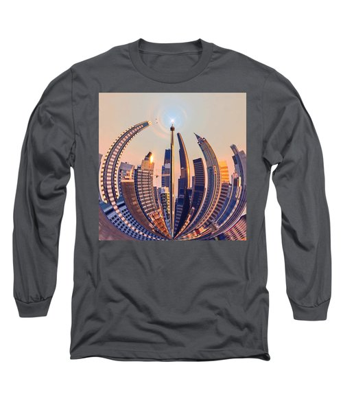 Round The City Long Sleeve T-Shirt