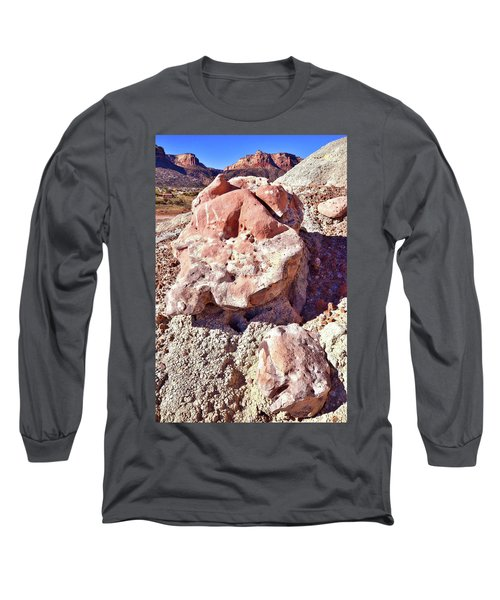 Ruby Mountain 103 Long Sleeve T-Shirt