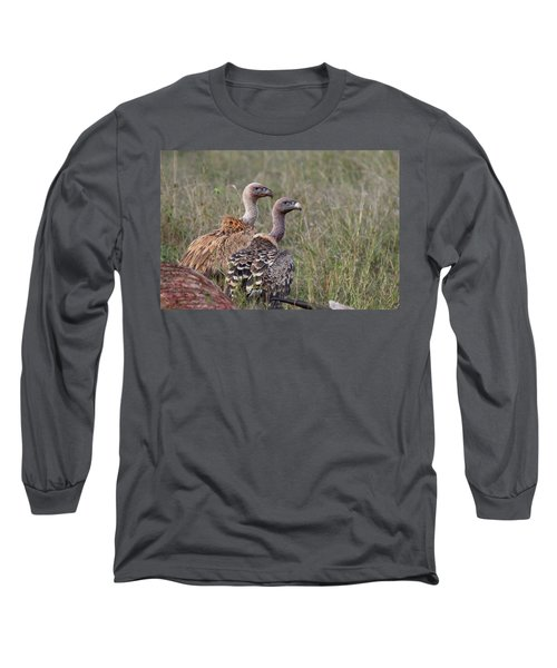 Ruppell's Griffons Long Sleeve T-Shirt