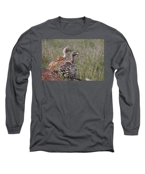 Ruppell's Griffons Long Sleeve T-Shirt