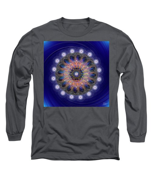 Sacred Geometry 726 Long Sleeve T-Shirt