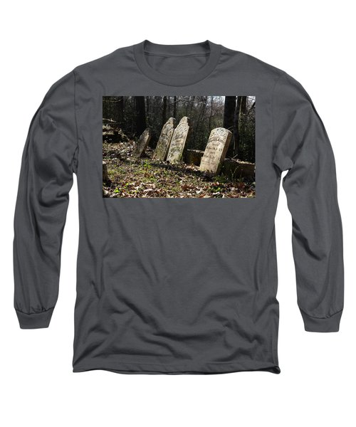 Sacred To The Memory Of Long Sleeve T-Shirt