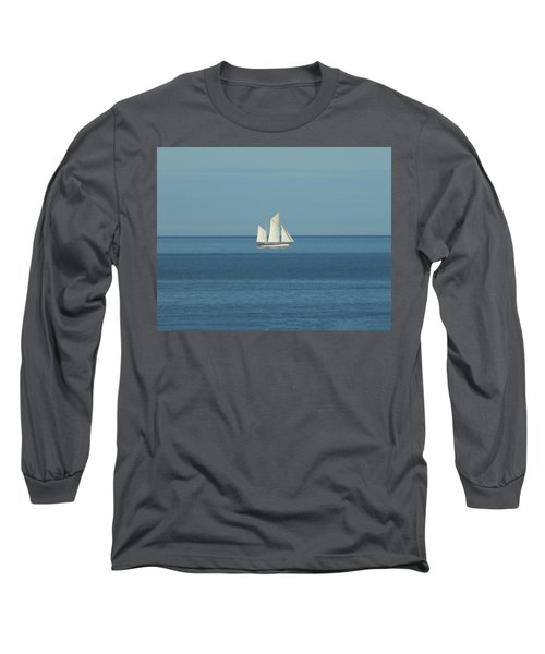 Sail Boat Long Sleeve T-Shirt