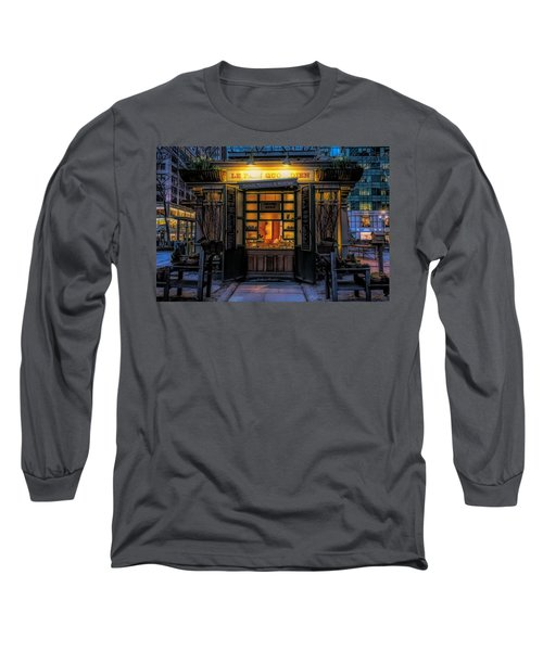 Salads Tartines And Pastries Long Sleeve T-Shirt