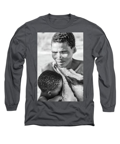 San Mother And Child Long Sleeve T-Shirt