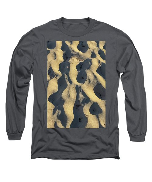 Sand Ripples Long Sleeve T-Shirt