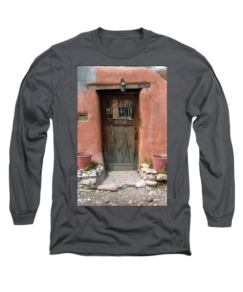 Santa Fe Door Long Sleeve T-Shirt