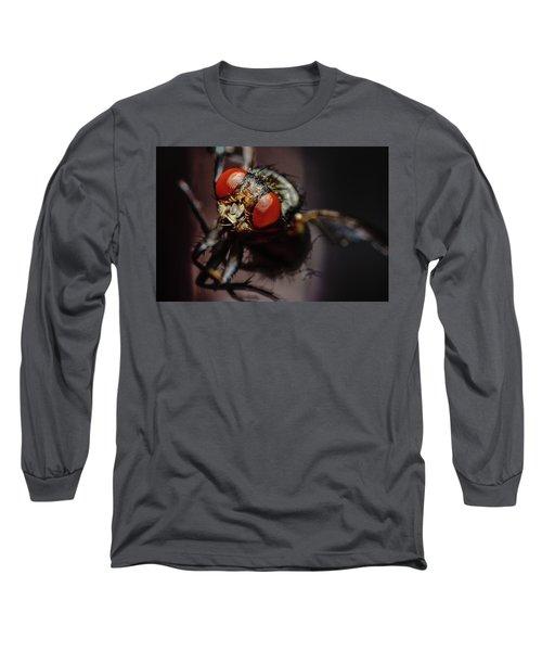 Scavenger Close-up Long Sleeve T-Shirt