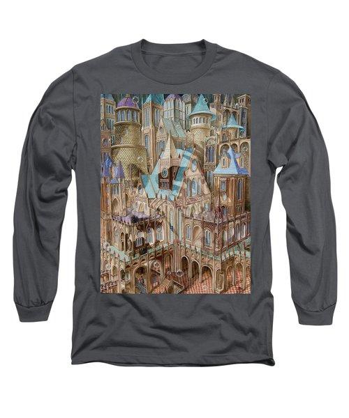 Science City Long Sleeve T-Shirt