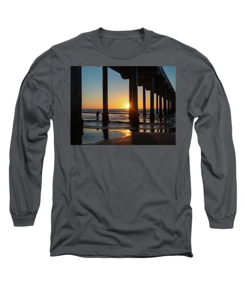 Scripps Pier Long Sleeve T-Shirt