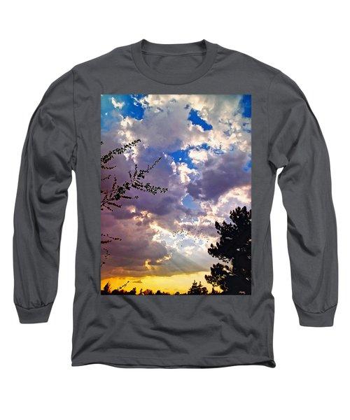 Searchlight Long Sleeve T-Shirt